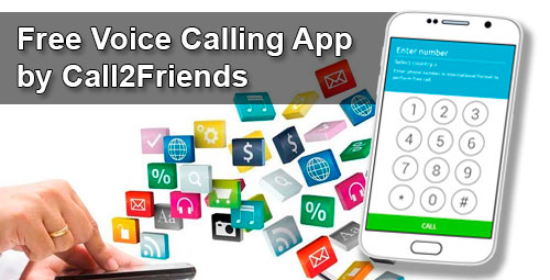 Free Voice Calling App by Call2Friends - calls online